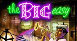 the big easy slot review IGT logo