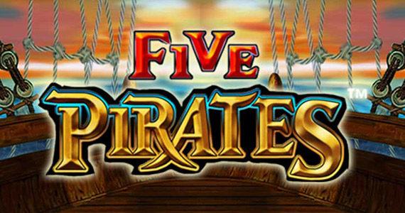 Five-Pirates slot Canada
